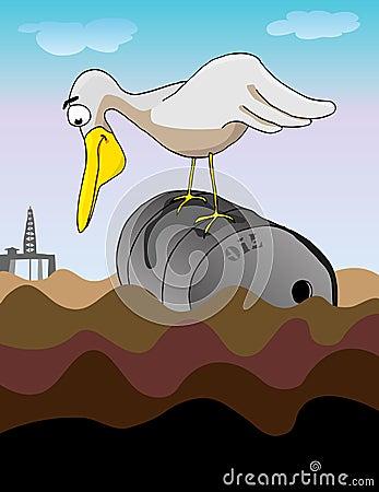 Oil Oil Everywhere