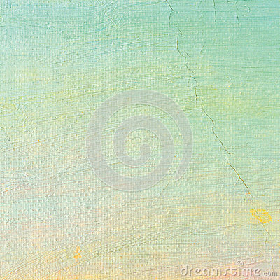 Free Oil Paint Background, Bright Ultramarine Blue, Yellow, Pink, Turquoise, Large Brush Strokes Painting Detailed Textured Pastel Stock Photo - 40787520