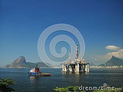 Oil Platform 24