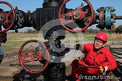 Oil Production.
