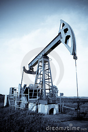 Free Oil Pump Jack Stock Images - 3038714