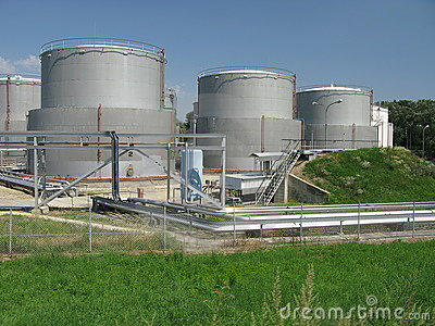 Oil rafinery - industry