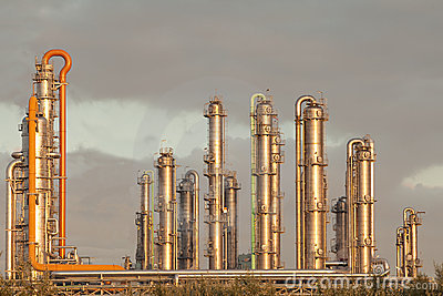 Oil refinery distillation petrochemical industry