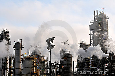 Oil refinery II