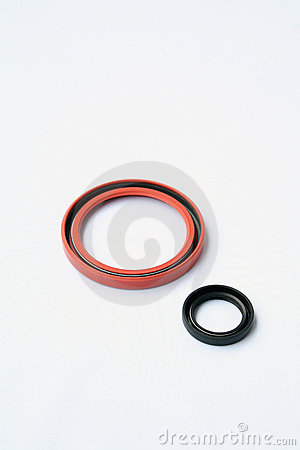 Oil retainer ring