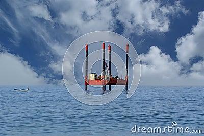 Oil Rig (Platform)