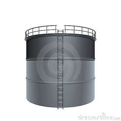 Oil Tank Royalty Free Stock Photo Image 11846735