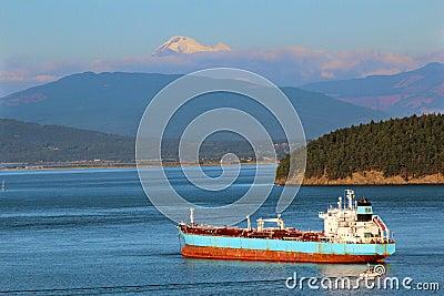 Oil Tanker Ship