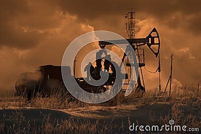 Oil team