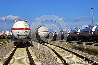 Oil transport