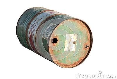 Oil waste