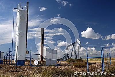 Oil well 23
