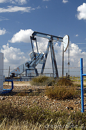 Oil well 24