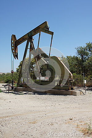 Oil Well Drilling