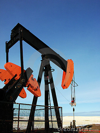 Oilfield Pump Jack