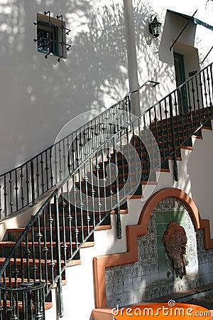 Ojai Staircase