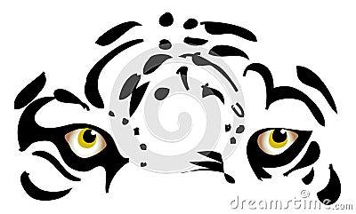 Ojos del tigre