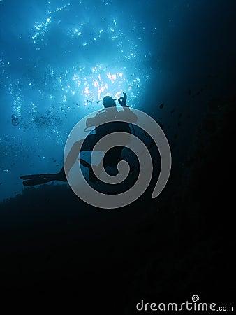 OK diver