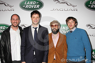 OK Go Editorial Stock Photo
