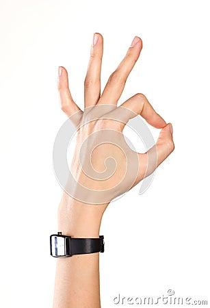 Ok symbol