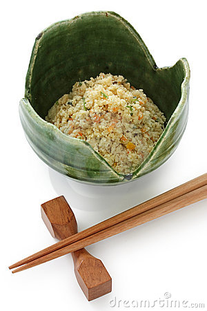 Okara, japanese food, vegetarian cuisine