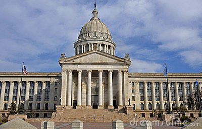 Oklahoma capital