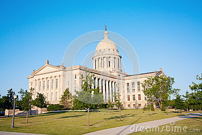 Oklahoma City - State Capitol Building