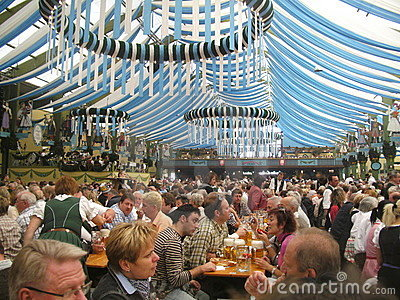 Oktoberfest Editorial Photography