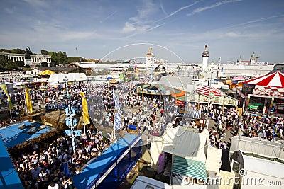 Oktoberfest Editorial Image