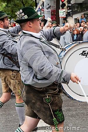 Oktoberfest Editorial Stock Photo