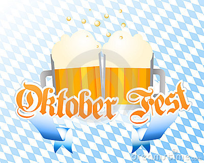 Oktoberfest  background Editorial Stock Image