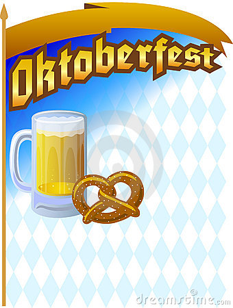 Oktoberfest Background/ai Editorial Image