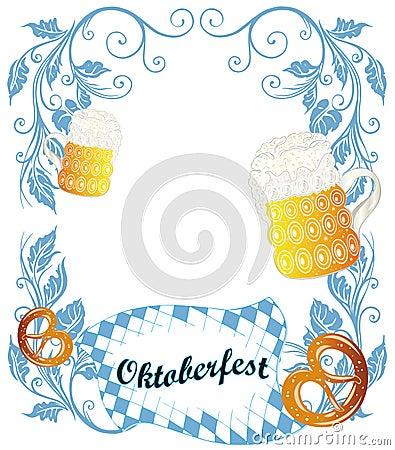 Oktoberfest Poster Stock Photo - Image: 20754990