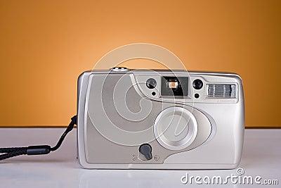 Old 35 mm camera