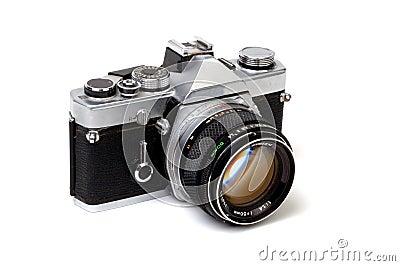 Old 35mm Camera 2