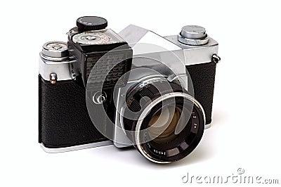 Old 35mm Camera 3