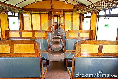 Old 3rd Class Wagon Cabin