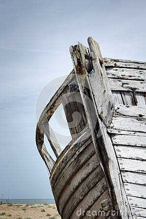 Free Old Abandoned Boat Stock Images - 86712874