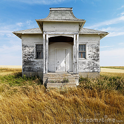 Free Old Abandoned Building. Stock Photos - 3188433
