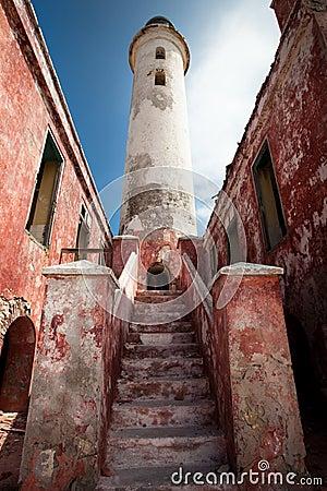 Free Old Abandoned Lightouse Royalty Free Stock Photo - 23600075