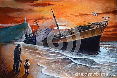 The big wreck
