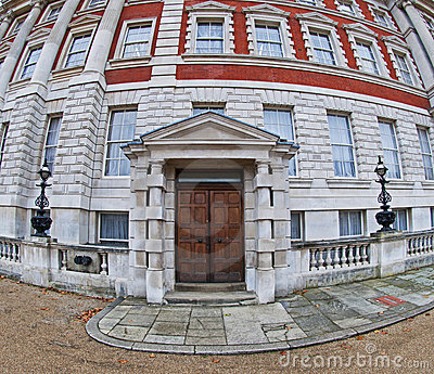 Old Admiralty Building, Horseguards Editorial Photo