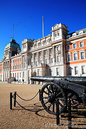 Old Admiralty Horse Guards Parade