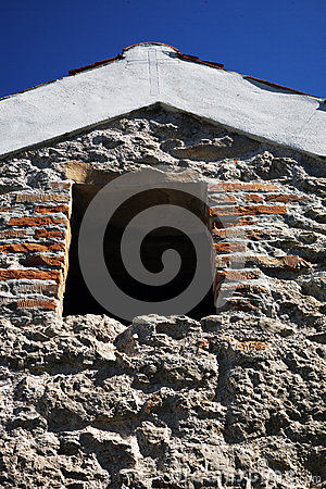 Old adobe house stock photo image 40988993 for Adobe roof