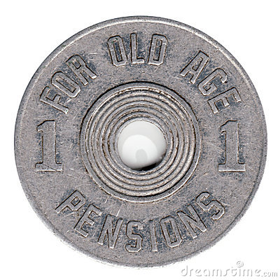 Old Age Pension Token