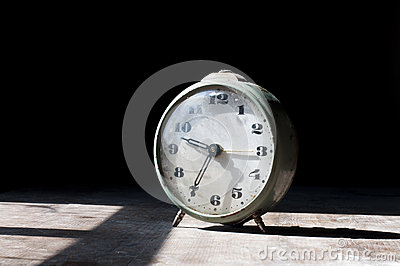 Old Alarm Clock