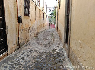 malta old alley houses - photo #9