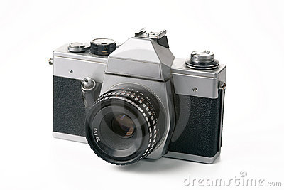 Old analogue camera