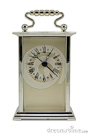 Old analogue clock