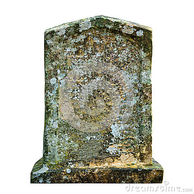 Free Old Ancient Tombstone Stock Photography - 69191482